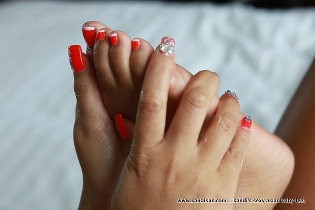 Asian heel nude girl-8410