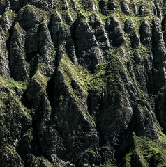 Hello, Wall. Again. (Elliott Bignell) Tags: mountain mountains alps berg wall schweiz switzerland suisse wand ostschweiz erosion berge alpine rough alpen svizzera rheintal alp mels mauer wanderung rhinevalley gams sargans pizol rauh 5lakes 5seen