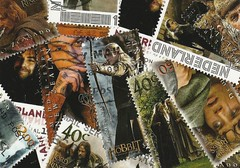 Stampcard (Tweeling17) Tags: thehobbit stampcard