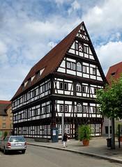 Kornhaus, Schwbisch Gmnd (to.wi) Tags: schwbischgmnd gmnd remstal towi sehenswrdigkeiten kornhaus kunst kunstverein