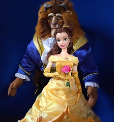 A Change in Me (Richard Zimmons) Tags: belle princess mattel collector disney doll beautyandthebeast