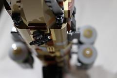 "GAWS-3 ""Nebula Prime"" 4 (LegoLord82) Tags: lego micro space spacestation future star trek wars aliens outer futuristic"