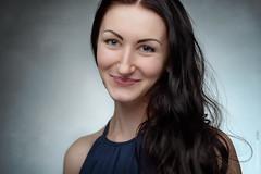 Anna (KondratovychPhotography) Tags: portrait photoshop cs5 nikon d5100 50mm18g colour studio cherkassy ukraine face