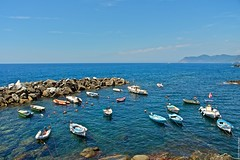 2016-07-04 at 13-46-06 (andreyshagin) Tags: riomaggiore italy architecture andrey shagin summer nikon d750 daylight trip travel town tradition beautiful