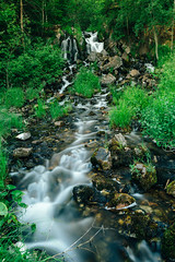 Lower Fumee Falls (Marty Hogan) Tags: fumeefalls fumeecreek dickinsoncountymichigan upperpeninsula waterfalls lowerfumeefalls
