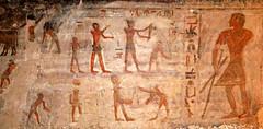 Tombs of the Nobles, Aswan, Egypt 2016 (Grangeburn) Tags: tombsofthenobles aswan egypt ancientegypt rivernile hieroglyphs tombs