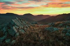 Snowdonia Sunrise (RattyBoots) Tags: canon 5d3 canon1635f4 polariser hdr snowdonia llyncasegfraith sunrise