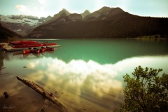 Just breathe (hey ~ it's me lea) Tags: lakelouise alberta banffnationalpark longexposure mountains