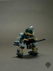 - Y U I - (SenSeiSei) Tags: lego exosuit mech mecha hardsuit legs robot drone scifi samurai japan