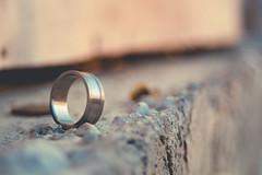 La O (diciembr0) Tags: sol anillo atardecer macro suave