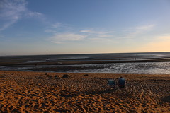 Campground Beach at Sunset (robincagey) Tags: cape cod bay beach sunset massachusetts