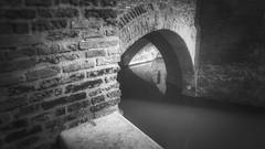 Comacchio (Francesco Ippolito) Tags: comacchio bew blackandwhite bn biancoenero ponte ponti fiume canale