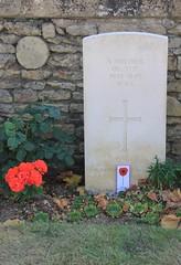 Ranville War Cemetery, Cane, France. (Seckington Images) Tags: dday ww2 france flickr