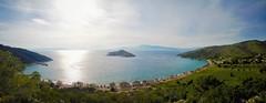 River of Light (odevee) Tags: salamis bay island sea salamina