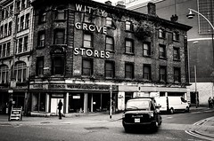 Manchester, Whity Grove Stores (rafpas82) Tags: manchester england uk industrialrevolution warehouse cab stores bn blackandwhite atmosphere greatbritain d7000 1770sigmacontemporary 1770sigma nikon 2016 summer streetphoto street