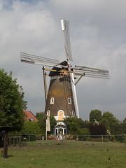 Bavel - Molen de Hoop (grotevriendelijkereus) Tags: bavel noord brabant holland nederland netherlands stad town plaats city dorp village mill molen windmill windmolen