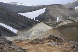 Landmanalaugar. Iceland