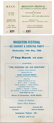 Brighton Festival Cabaret 1969 (davids pix) Tags: brighton festival ice cabaret show top rank basil green dora bryan 1969