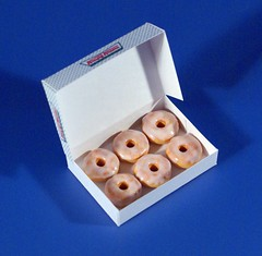 Dsc04408 (GreenWorldMiniatures) Tags: handmade 16 playscale miniature food donuts polymerclay greenworldminiatures
