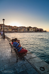 The Old Venetian  Harbour of Chania (The Autodidact Photographer) Tags: 5dmk2 balkan balkanpeninsula balkanhalbinsel balkans beliggenhet by byomrde canon canonef24105mmf4lisusm chania continent coucherdesoleil crete crte dslr eos5dmkii europa europe europedusud foto fotografering greece grekenland hellas kamera kontinent kreta krti lens location nomedelacane objektiv ocaso outdoors outside photo photography place solnedgang sonnenuntergang southeasteurope southerneurope sted sundown sunset sdeuropa tageszeit tettsted tid tidspunkt time travel type urbanarea utendrs