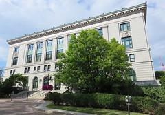 Duluth, Minnesota City Hall (courthouselover) Tags: minnesota mn cityhalls saintlouiscounty stlouiscounty duluth northamerica unitedstates us townhalls