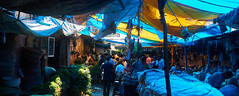market (Kiritan Flux) Tags: puducherry pondy tamilnadu india travel journey honeymoon