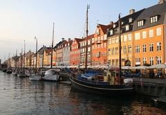 Copenhagen Nyhaven old port area (kitmasterbloke) Tags: copenhagen denmark kobenhaven city outdoor