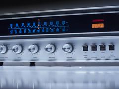 The Fisher 201 Futura Stereo Receiver (oldsansui) Tags: 1970 1972 1970s audio classic fisher stereo receiver amp retro vintage sound hifi design old radio music averyfisher 70erjahre futura seventies highfidelity analog audiophil elac solidstate zeiss planar carlzeissplanar1450t electronic
