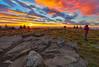 Capturing the Sunrise (Avisek Choudhury) Tags: roanmountain canon5dmarkiii canon1635mmf28lii avisekchoudhury avisekchoudhuryphotography acratechballhead gitzo tennesee sunrise landscape