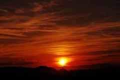 Sunset in Juslibol-Zaragoza (portalealba) Tags: juslibol zaragoza aragon espaa spain sol sunset portalealba pentax pentaxk50 nwn