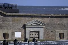 East Side of Fort Sumter (dcnelson1898) Tags: charleston southcarolina nps nationalparkservice southeast atlanticocean coast travel vacation holiday civilwar history militaryhistory fortsumter