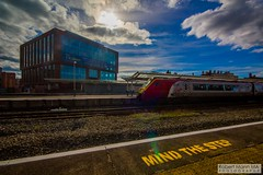ChesterRailStation2016.09.22-25 (Robert Mann MA Photography) Tags: chesterrailstation chesterstation chester cheshire chestercitycentre trainstation station trainstations railstation railstations arrivatrainswales class175 class150 virgintrains class221 supervoyager class221supervoyager merseyrail class507 city cities citycentre architecture nightscape nightscapes 2016 autumn thursday 22ndseptember2016 trains train railway railways railwaystation