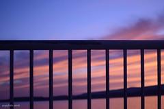...Sunset... (cegefoto) Tags: hff fence hekwerk griekenland greece zonsondergang sunset explore