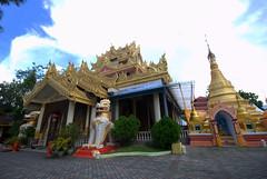 Dhammikarama Burmese Buddhist Temple (nandy Moloh Burmese Temple)