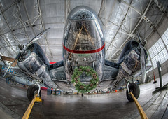 How Wide is W I D E! (Theaterwiz) Tags: ohio canon vintage airplane aircraft maps historic fisheye propeller promote photomatix club16 11exposures promotecontrol promoteremotecontrol theaterwiz theaterwizphotography michaelcriswell
