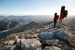 hikers on the top (wild friday) Tags: sardegna girls italy mountain nature sardinia hiking wideangle natura environment montagna supramonte canon7d sgualdini
