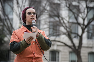 Witness Against Torture: Chrissy Nesbitt