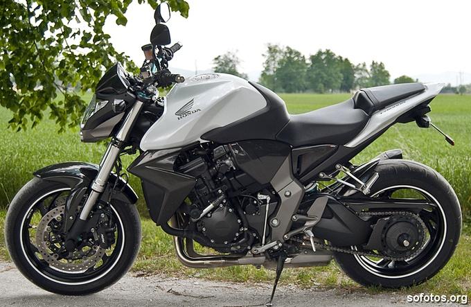 Imagens da Honda CB 1000R