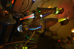 Metal As Anything electric lamp art (Peter Jennings 32 Million+ views) Tags: art lamp electric metal palace andrew peter nz anything jennings as