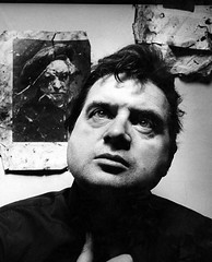 Penn, Irving (1917-2009) - 1962 Francis Bacon, London (RasMarley) Tags: portrait london fashion bacon photographer american penn 1960s francisbacon 20thcentury 1962 irvingpenn