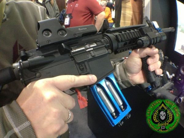 ITS Tactical SHOT Show 2013: Day 2 Live Coverage 035