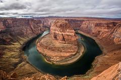 Horseshoe Bend [Explored 01/17/13] (Eddie 11uisma) Tags: arizona river landscapes colorado bend meander eddie horseshoe lluisma