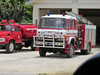 Tonga Fire Service (Train Fan) Tags: rural island fire firetruck southpacific firestation hino tonga pacificisland islandtour truch tongatapu hinofiretruck