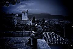 la vida pasa (Pcaro.photo) Tags: san nicolas alhambra granada mirador abuelos