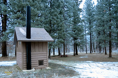 Tucannon Campground (Musgrove and the Pumi) Tags: washington bluemountains umatillanationalforest forestservicerentals remotecabin recreationalrentalsofthepacificnorthwest tucannonguardstation tucannoncabin tucannonwatershed