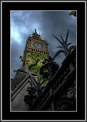 Clock Tower (Mal Prada) Tags: london housesofparliament bigben londres parlamento thepalaceofwestminster