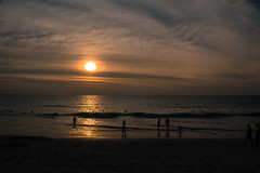 Sunset at Karon Beach |  (phasmidawong) Tags: ocean sea beach thailand phuket  andaman    karonbeach