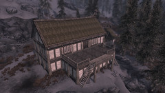 Heljarchen Hall (The Pale) (=IcaruS=) Tags: hearthfire skyrim elderscrollsv heljarchen