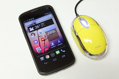 Nexus 4 (wmliu) Tags: mouse phone jellybean android windowsxp wmliu nexus4