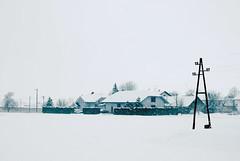 Sneg v Selu (gregork.) Tags: houses panorama white house snow clouds photoshop iso100 spring nikon sigma slovenia land snowing f56 zima f28 februar 1850 selo sneg vodice landsscape panoramio 2013 hiša oblaki lightroo
